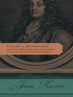 The Complete Plays of Jean Racine