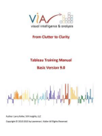 Tableau Training Manual 9.0 Basic Version