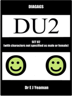 Diagags Set U2 (with Characters Not Specified as Male and Female)