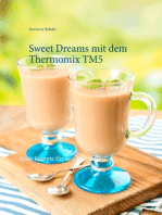 Sweet Dreams mit dem Thermomix TM5