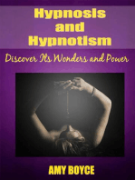 Hypnosis and Hypnotism