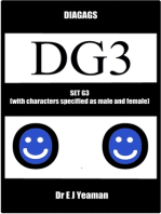 Diagags Set G3 (with Characters Specified as Male and Female)