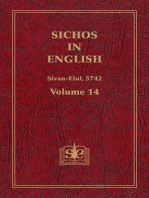Sichos In English, Volume 14