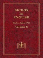 Sichos In English, Volume 8