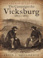The Campaigns for Vicksburg 1862-63