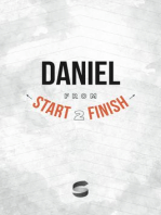 Daniel from Start2Finish (Start2Finish Bible Studies)