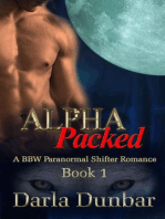 Alpha Packed - Book 1