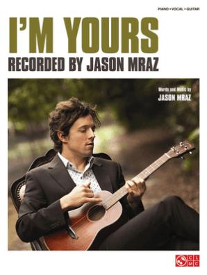 I M Yours By Jason Mraz Sheet Music