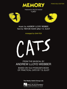 Memory (From Cats): Piano Solo