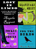 Lost in Limbo (Lana Harvey, Reapers Inc. books 1-3)