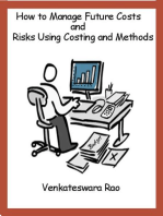 How to Manage Future Costs and Risks Using Costing and Methods