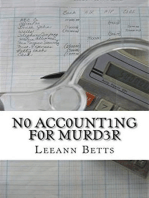 No Accounting For Murder