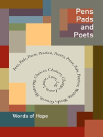 Pens, Pads and Poets