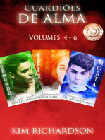 Guardiões de Alma volumes 4