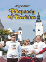 Rhapsody of Realities August 2015 Edition