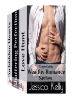 The Steele Family Wealthy Romance Box Set