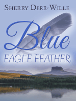 Blue Eagle Feather