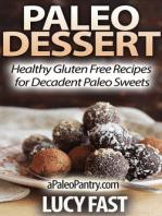Paleo Dessert