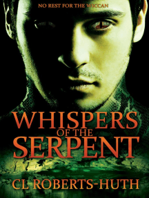 Whispers of the Serpent: Zoë Delante Thrillers, #2
