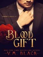 Blood Gift (Vampire's Choice Paranormal Romance, #3)
