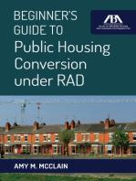 Beginner's Guide to Public Housing Conversion under RAD