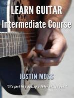 Learn Guitar Intermediate Course