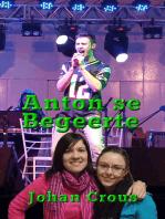 Anton se Begeerte.