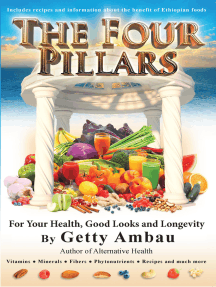 The Four Pillars For Your Health Good Looks And Longevity