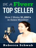 Be a Fiverr Top Seller