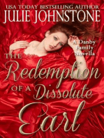 The Redemption of A Dissolute Earl