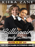 A Billionaire Family Drama 6 (A Billionaire Family Drama Serial - Her Billionaire Boyfriend Series, #6)