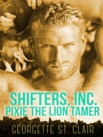 Pixie The Lion Tamer