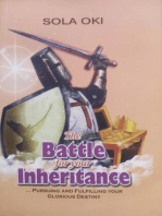 The Battle for your Inheritance