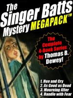 The Singer Batts Mystery MEGAPACK ®