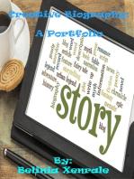 Creative Biography-A Portfolio