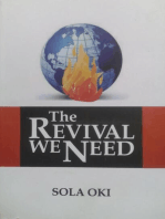The Revival We Need