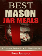 Best Mason Jar Meals