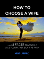How to Choose a Wife