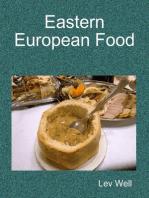 Eastern European Food