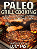 Paleo Grill Cooking