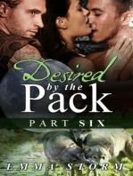 Desired by the Pack Part Six (Peace River Guardians)