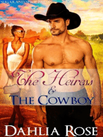 The Heiress and The Cowboy