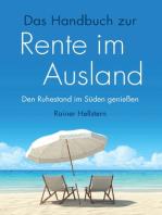 Das Handbuch zur Rente im Ausland