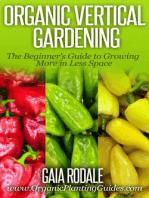Organic Vertical Gardening