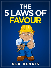 The 5 Laws Of Favour