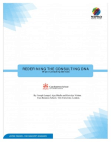 Research  Study on Redefining The Consulting DNA