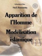Apparition de l'Homme - Modélisation islamique
