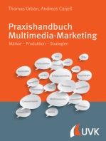 Praxishandbuch Multimedia-Marketing