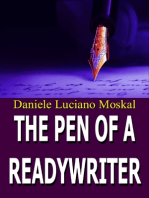 The Pen of a Ready Writer
