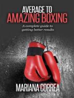 Average to Amazing Boxing
